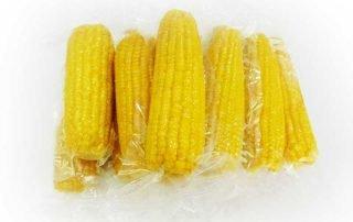 corn cobs vacuum packaging machine
