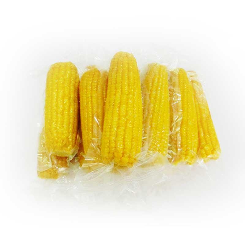 corn cobs packaging machine