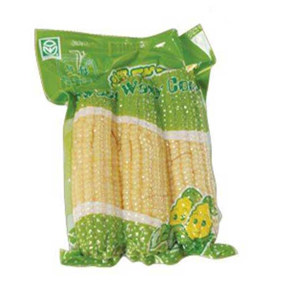 corn cobs vacuum packaging machine