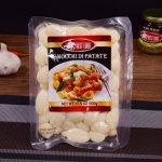 Gnocchi di patate packaging machine
