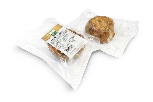 venison meatballs packaging machine