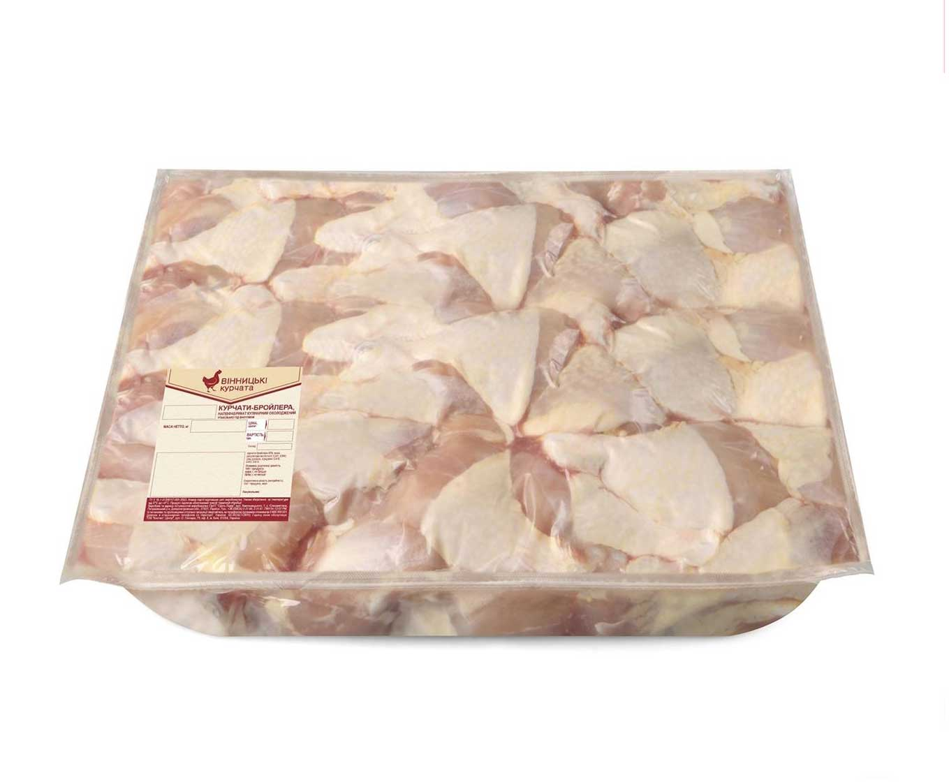 chicken shin packaging machine