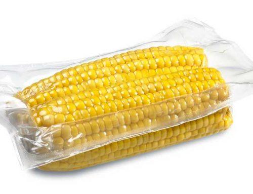 Maszyna do termicznego pakowania próżniowego kolb kukurydzy