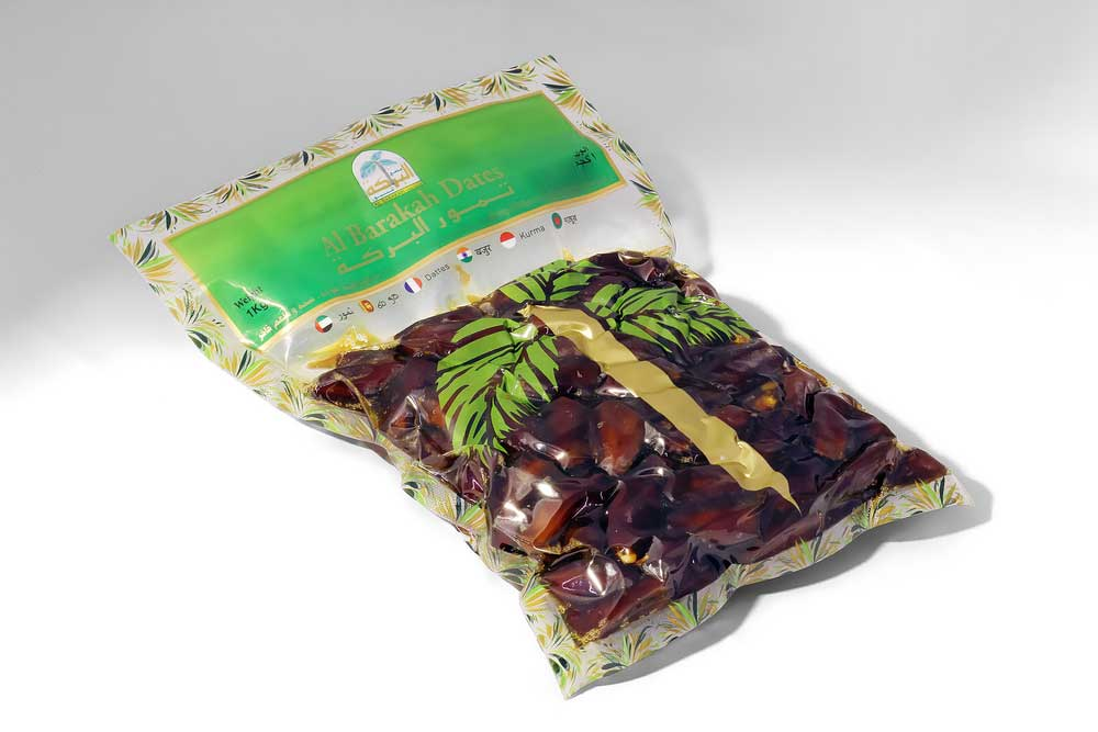 arabian dates packaging machine
