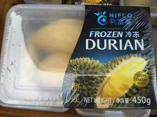 durian packaging