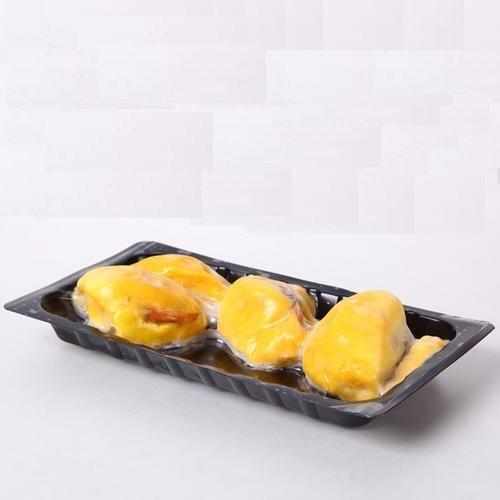 empacotamento da pele do vácuo do durian