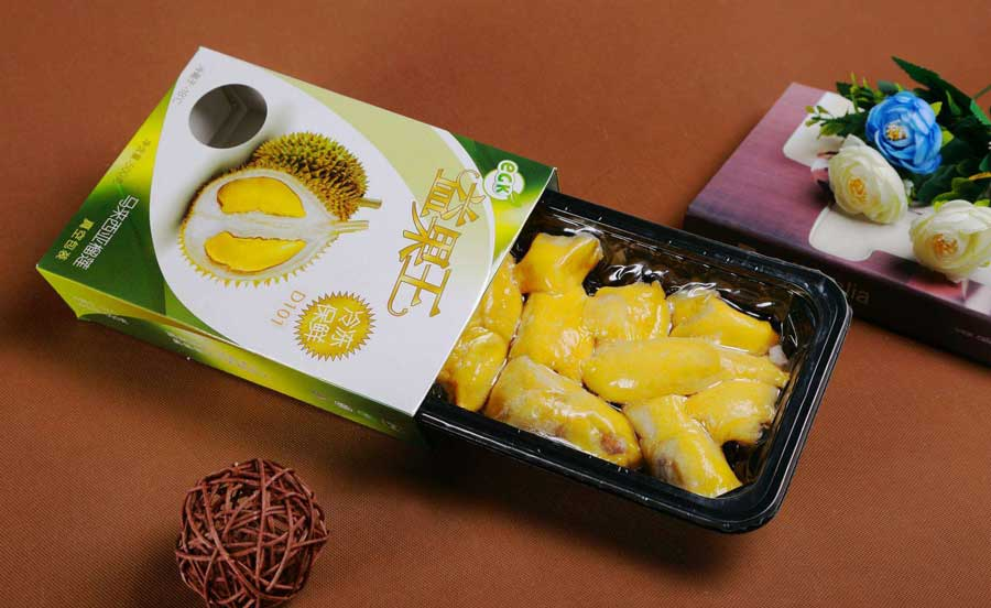 durian vacuum packing machine