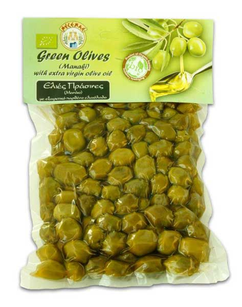 olives packaging machine
