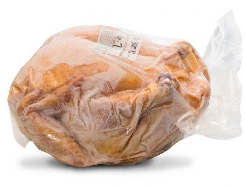 Whole chicken packaging machine vacuum sealer