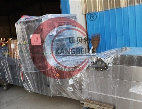 [Machine delivery] Thermoforming packaging machine delivering to domestic customer