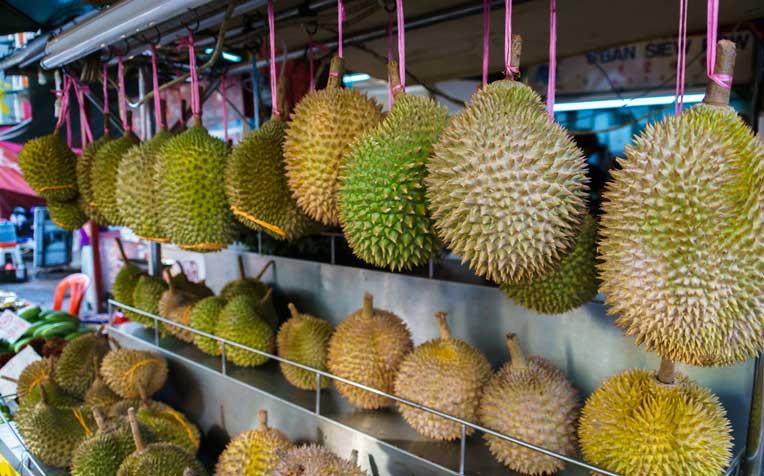 durian packaging machine