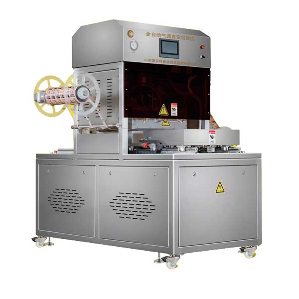 ready to eat meal modified atmosphere packaging machine