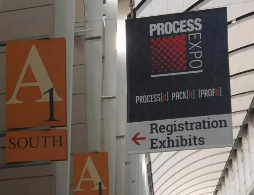 [EXPO ATTENDED] We are back from PROCESS EXPO 2019