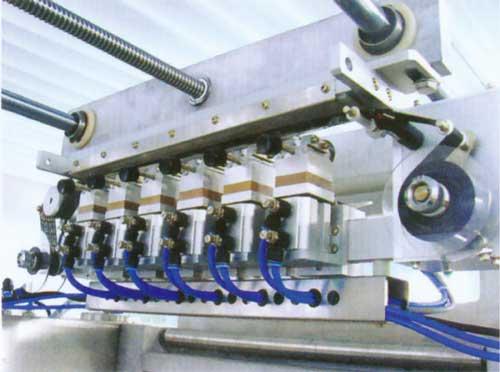System serwo drukarek Mitsubishi