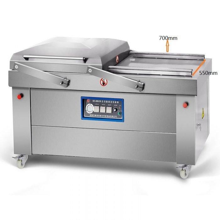 double chamber vacuum packing machine dz700
