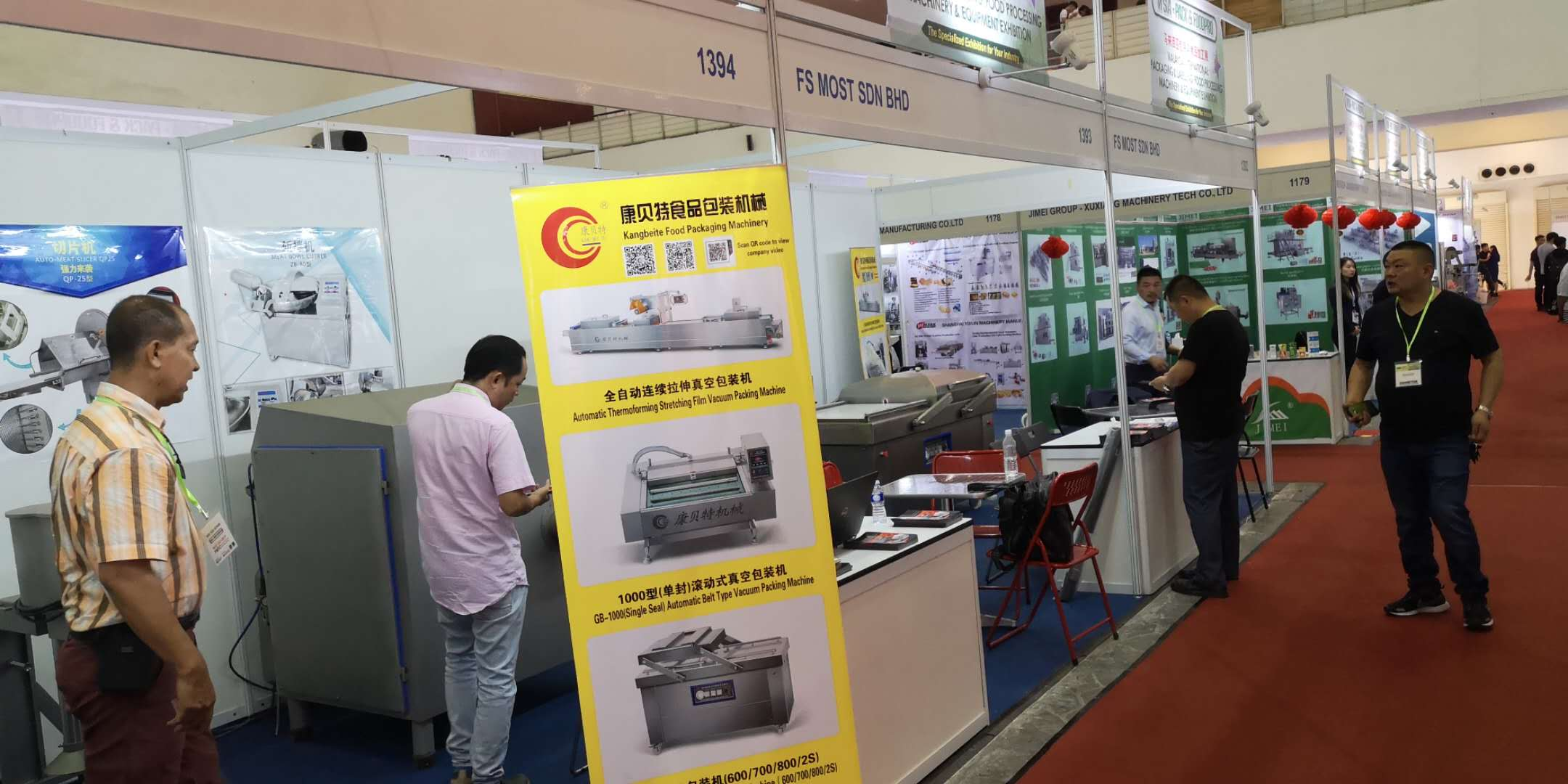 malaysia packaging and food processing exhibition