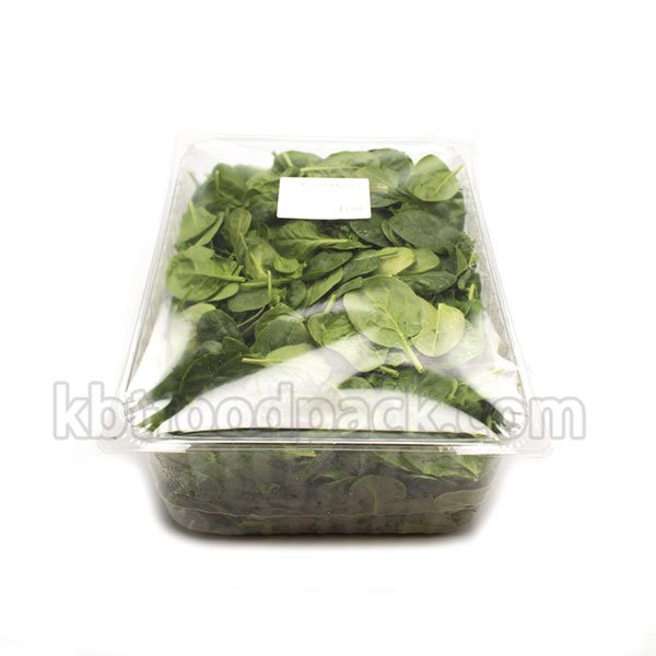 Baby spinach packaging machine