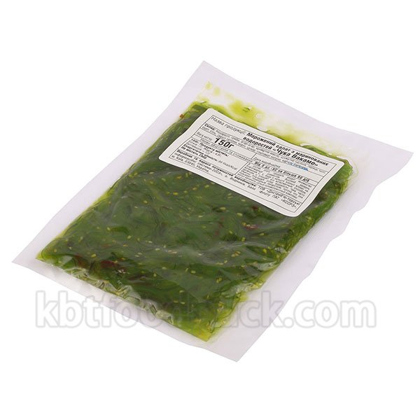 Wakame vacuum packing machine