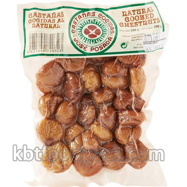 Chestnut vacuum packing machine