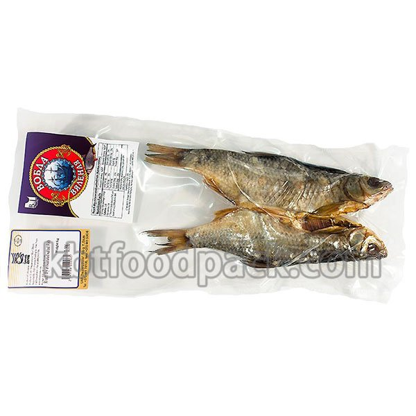 Dried salted fish vacuum packing machine