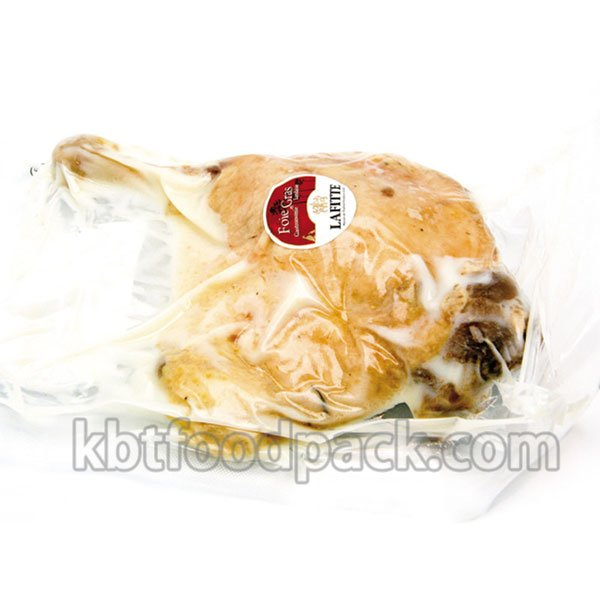 Duck leg vacuum packing machine