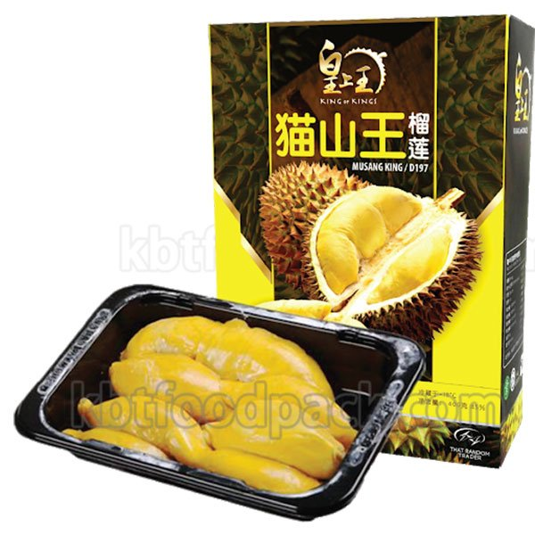 durian vacuum skin packaging machine