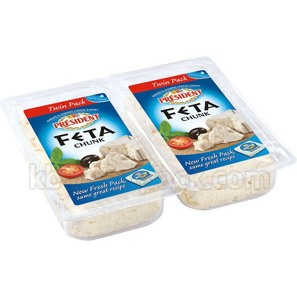 Feta cheese MAP packaging machine