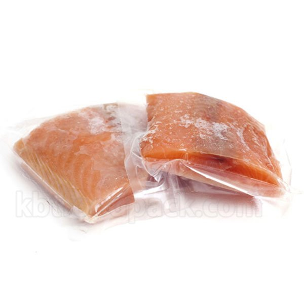 Frozen fish fillet vacuum packing machine