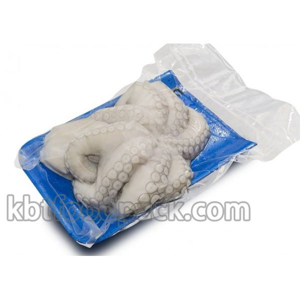 Octopus vacuum packing machine