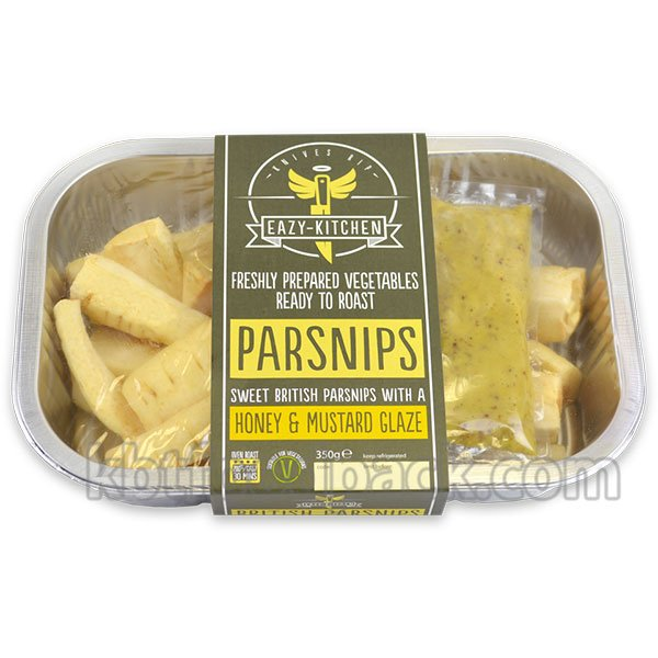 Parsnips packaging machine