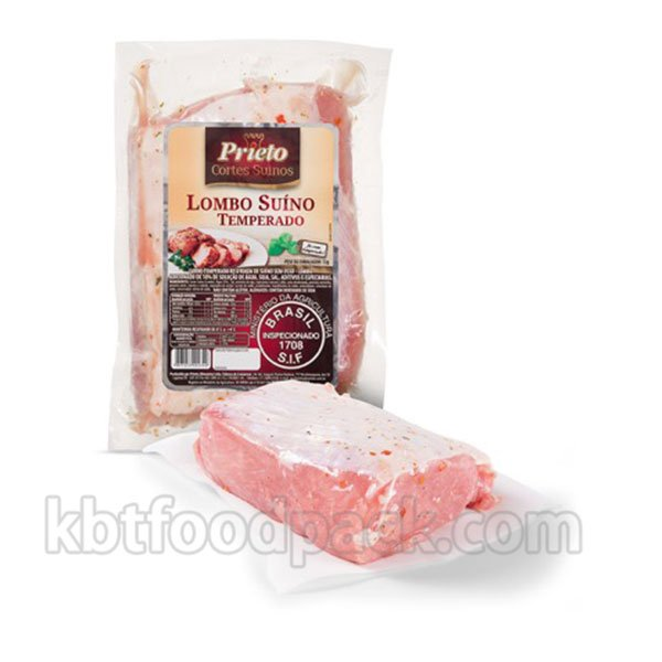 Preserved meat vacuum packing machine